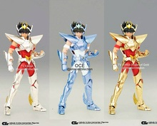 in stock Pegasus TV OCE blue gold Saint Seiya Cloth EX final VER.3 metal armor GREAT TOYS GT toy release 2016.12.30