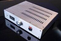 QUEENWAY KSA-5 nouveau mini amp châssis Case boîtier diy amplificateur de puissance 310mm * 62mm * 237mm 310*62*237mm