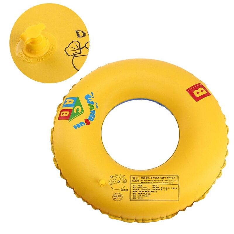 Для взрослых и детей летом надувной двойной цвет Плавание кольцо Бассейны Boardwalk Плавание кольцо