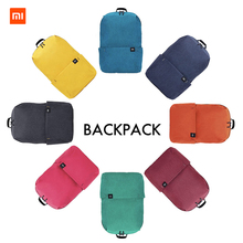 Original Xiaomi Mi Backpack 10L Bag Many Colors Urban Leisure Sports Chest Pack Bags Men Women Small Size Shoulder Unisex bolsa