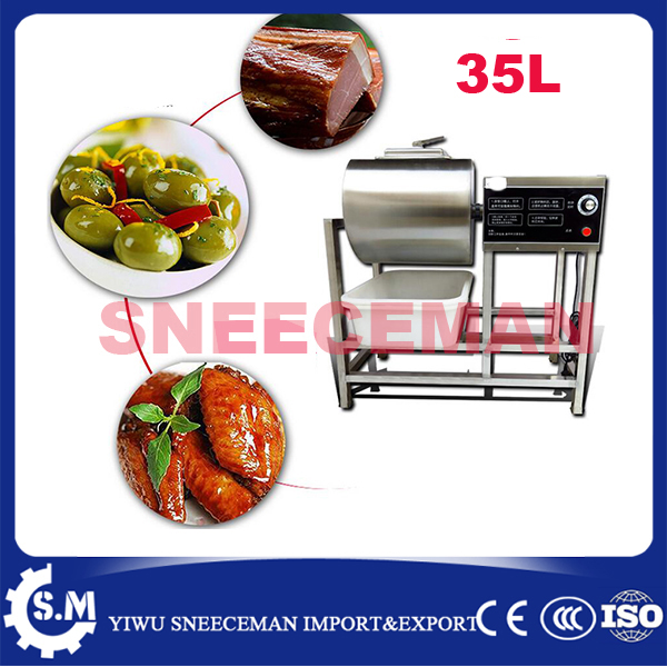 35L Meat Salting Marinated Machine chinese salter machine hamburger shop FAST pickling m ...