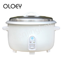 Rice Cooker Large 20L One Touch Non-stick Cookware Aluminum Alloy Inner Gallbladder Fast High Capacity Insulation Lightweight