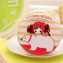 Fashion Mini Coin Bags wholesale girls Coin Bags women key wallets Cute Cartoon Purse Kids gifts Round cute purse headset CB0009
