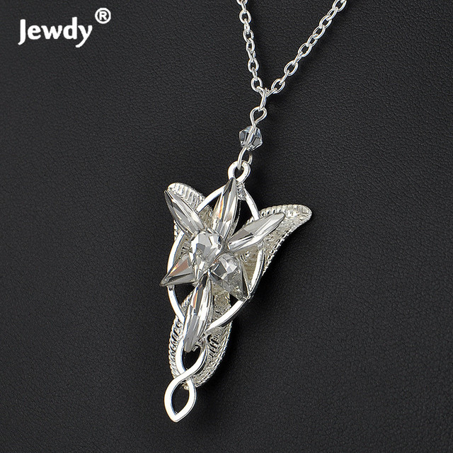 Arwen evenstar pendant necklaces for women arwen crystal chokers arwen evenstar pendant necklaces for women arwen crystal chokers necklace hobbit movies silver plated fashion jewelry aloadofball Choice Image