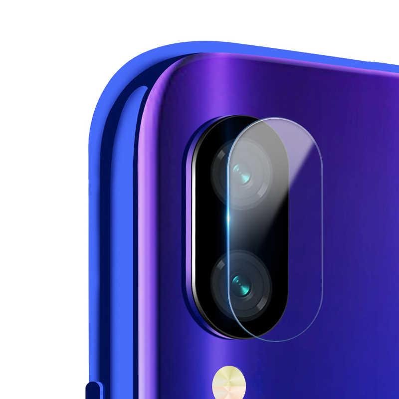 Geri Kamera Lens Temperli Cam Için Xiao mi mi 9 6 mi oynamak mi x 3 2 2 S Max3 kırmızı mi 7 not 7 6Pro Telefonu Arka Kamera Filmi Koruyucu