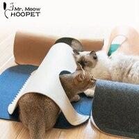 Hoopet Cat Pad Toy Pet Mat Goods for Cats Scratch Board Toy Kitten Scratch Mat Interactive Scratching Post