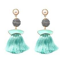 Vintage Imitation Pearl Drop Earrings