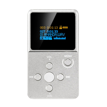 New XDUOO X2 Professional Lossless Digital Audio Hifi MP3 Music Player Portable OLED Screen Support MP3 WMA APE FLAC WAV