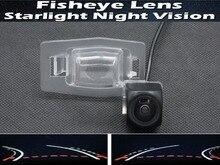 HD 1080P Fisheye Trajectory Tracks Car Rear view Camera For Mazda 323 2003~2012 Allegro Familia Premacy Reverse