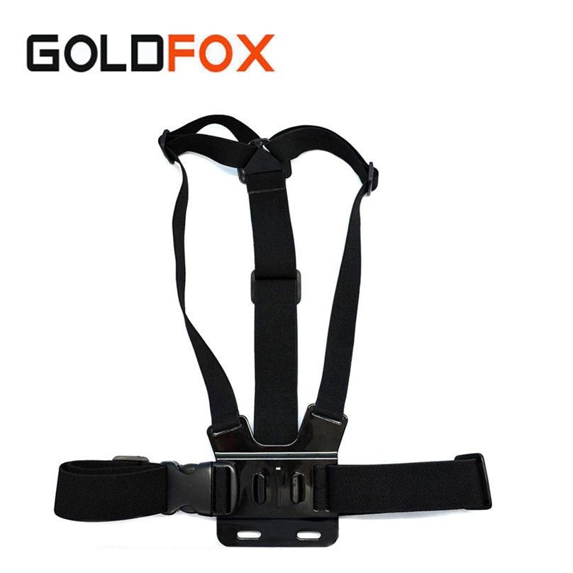 Chest Mount Harness belt Accessories for Go Pro HD hero  SJ