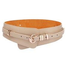 Cinturones de piel de vaca de cuero genuino de marca para mujer, hebilla de aleación de cuero, cinturón de cintura para mujer, banda de ancho de banda, faja