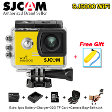 Original SJCAM SJ5000 WIFI Action Camera Sport camera Waterproof Camera Novatek 96655 1080P Full HD gopro style sj 5000 Cam DV