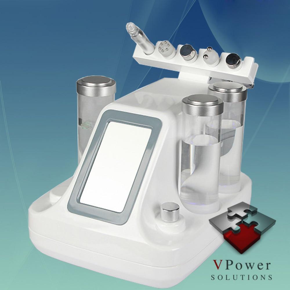 2017 portable water & oxygen jet peel facial oxygen skin rejuvenation machine