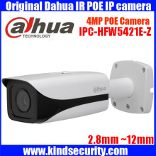 Original Dahua DH-IPC-HFW5421E-Z  2.8mm ~12mm motorized lens WDR Network IR Bullet Camera