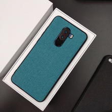 Xiaomi Pocophone f1 Edition Case Fabric