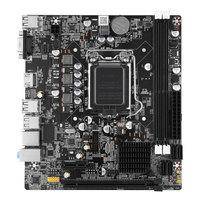 USB 3.0 DDR3 for Intel B75 CPU Motherboard LGA 1155 Interface Desktop Integrated Graphics Main board Computer Accessories