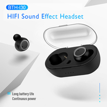 Buy Bluetooth 5.0 Wireless Earphones Touch Control Earbuds HIFI Sound Effect Headset Stereo Sweatproof Headphones for IOS Android directly from merchant!