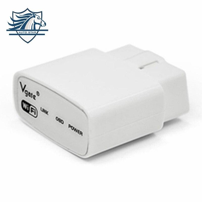 Инструмент vgate Икар elm327 адаптером беспроводной 2016 высокое качество оригинал OBD Muliscan Elm 327 для ПК для android для iPhone для iPad для читателя кода obd2