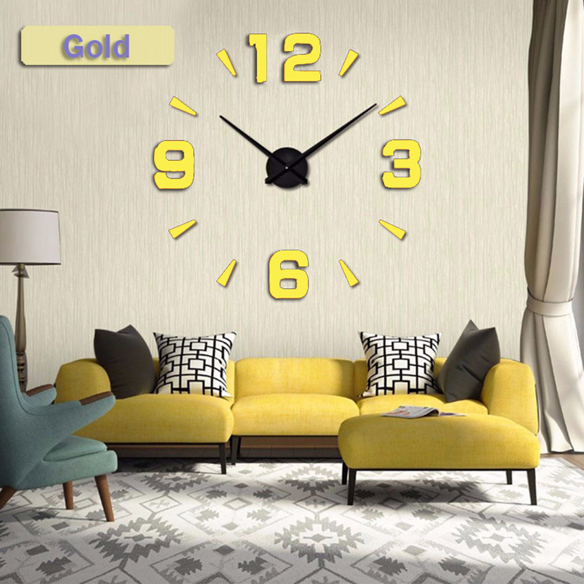 Magnificent Wall Decor Clock Large Photos - Wall Art Collections ...