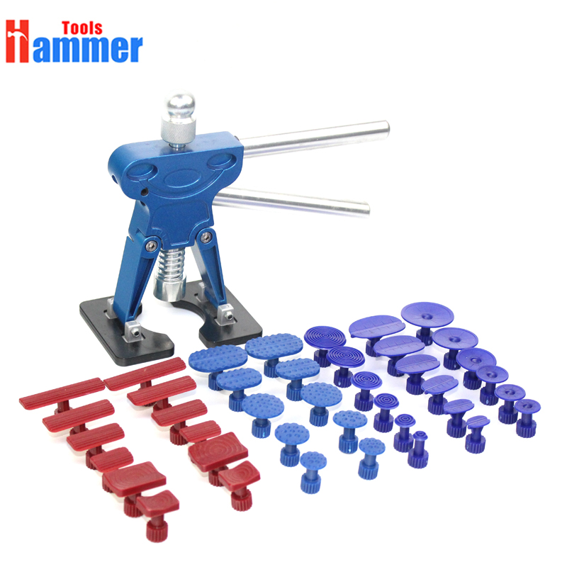 Adjustable Dent Lifter Automotive Paintless Dent Repair Tools Dent Remover Lifter PDR Hail Repair Tool Dent Puller Glue Puller removal glue dent dent tools paintless pdr lifter hail puller car repair
