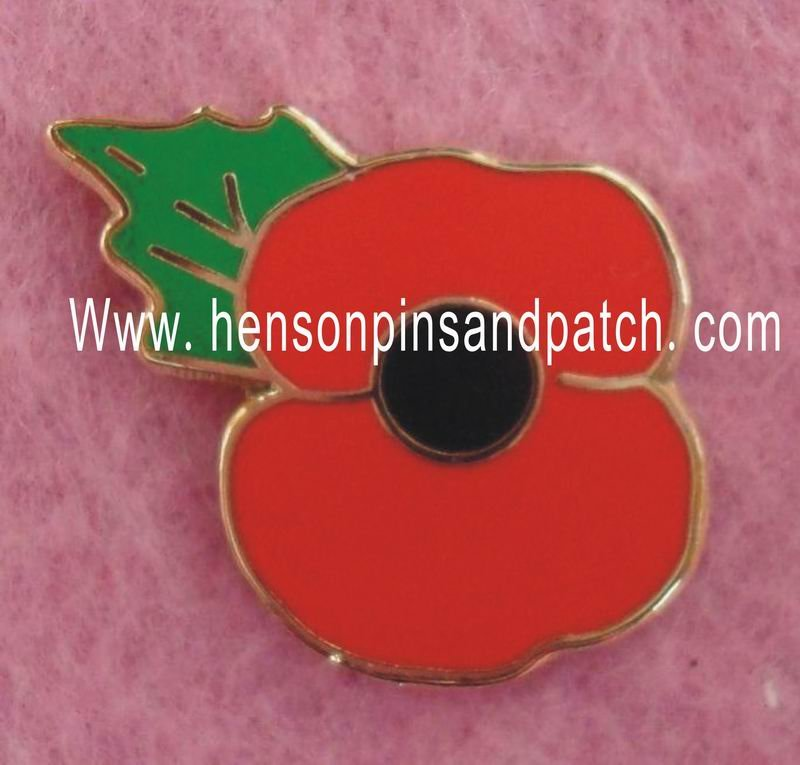 Custom crown badge flyers all stars season badges fashion pin in custom imitation hard enamel poppy badge flower badge pin mightylinksfo