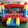 3x3x2 м надувные замки прыгающий замок прыгающий дом надувной батут с горкой для детей забавная игра