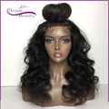 Front Lace Wigs Body Wave Full Lace Human Hair Wigs For Black Women Indian Virgin Hair Wig Glueless Lace Front Human Hair Wigs