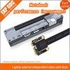 Brand New PCIe PCI E PCI Laptop External Independent Video Card Dock Express Card Mini PCI