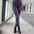 Новое Прибытие 1475 Сексуальная Девушка Комиксы Suicide Squad Старинные Harley Quinn Отпечатано Эластичный Тренировки Фитнес Женские Леггинсы Брюки
