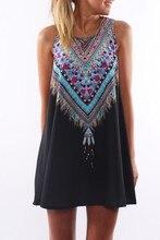 2017 summer dress elegent women robe vestido robe femme kawaii tunique hippie ropa mujer  vetement femme chiffon clothes dresses