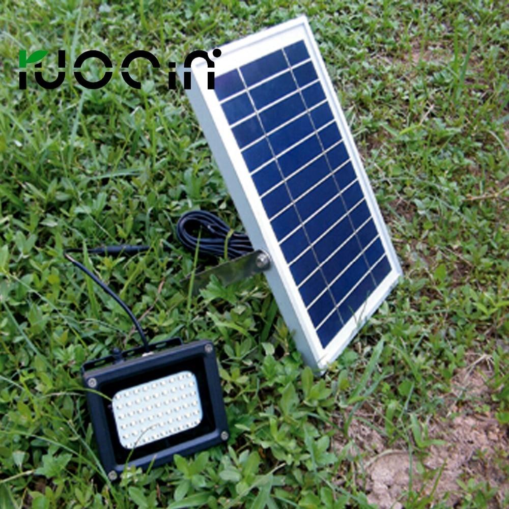 ФОТО RUOCIN hot sell  high lumen 54 pcs led  solar flood light for parking solar powered outdoor solar street light