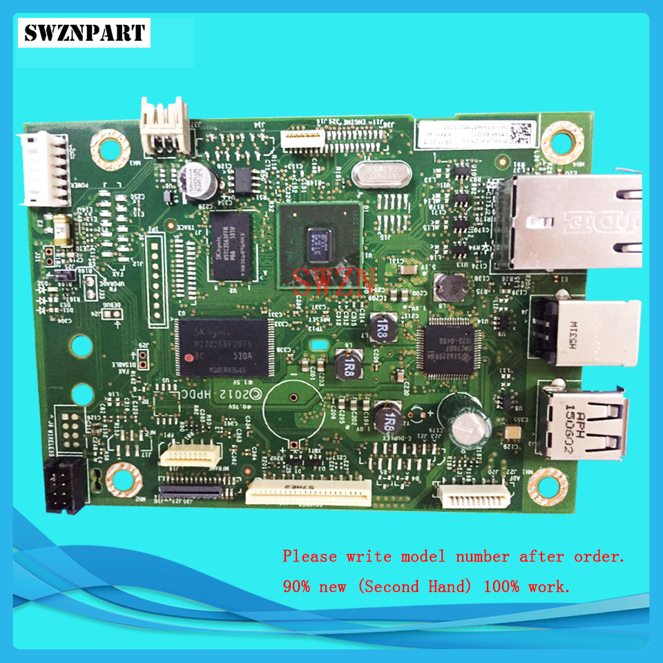 FORMATTER PCA ASSY Formatter Board logic Main Board MainBoard mother board for HP M426 M426FDW M427 M427FDN m427fdw C5F98-60001 new formatter pca assy formatter board logic main board mainboard mother board for hp cp1210 cp1215 1210 1215 cb505 60001