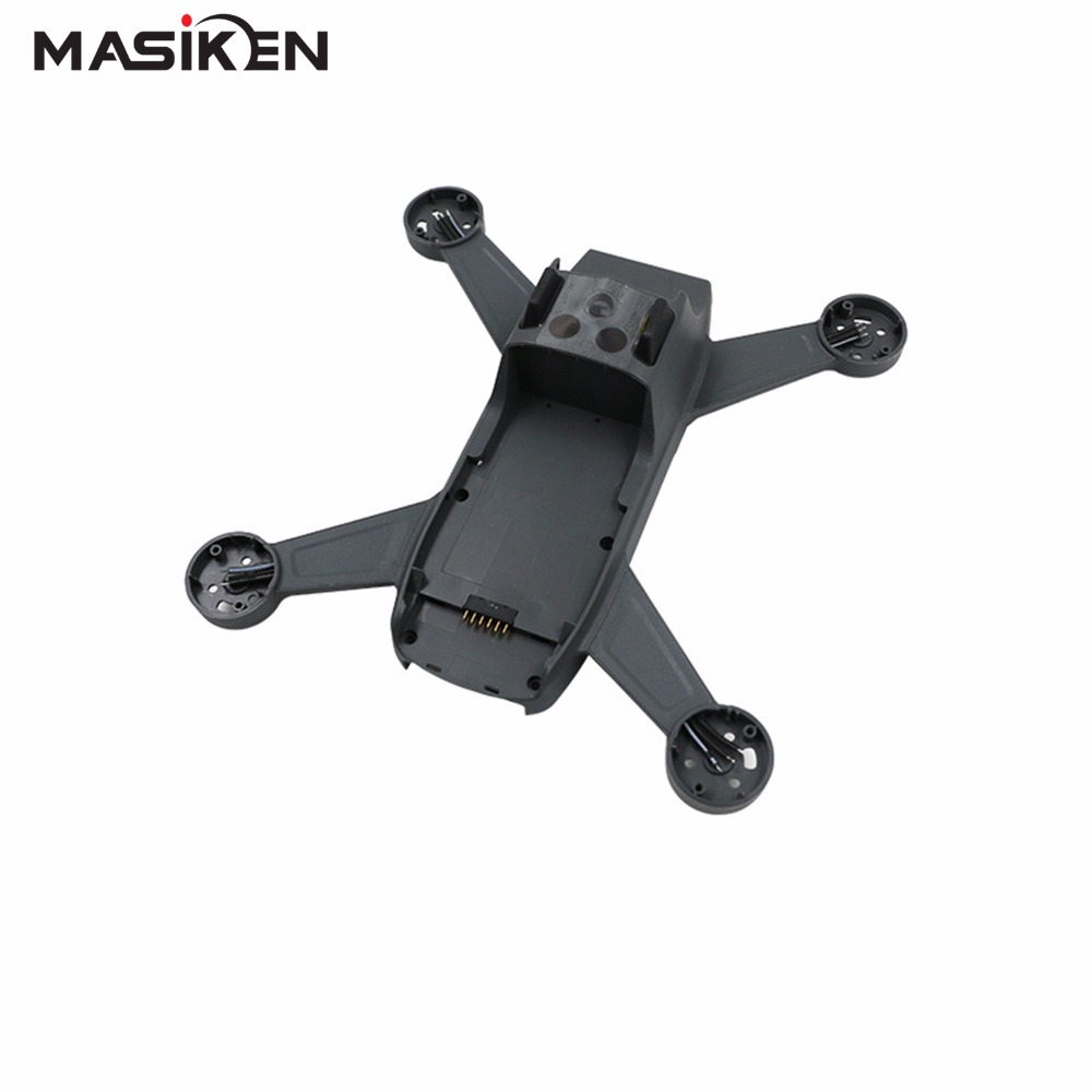 Masiken medio Marcos Cuerpo Conchas para DJI chispa drone RC ...