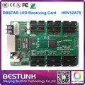 Ao ar livre cores levou placa de exposição com DBstar cartão de controlador de LED DBS-HRV12A75 porta hub75 LED cartão de controle de LED diy tela