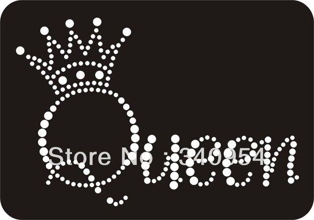 Aliexpress.com   Buy Queen Korean stone hot fix motif 0011a2dac586