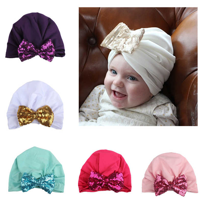 46caa8f34 Detail Feedback Questions about MOLIXINYU Baby Girl Hat With Bow ...