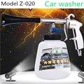 Grátis dhl da lavagem do carro arma z-020 tornador pistola limpeza do carro preto air opearted car wash equipment tornado arma boa qualidade