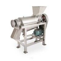 Espiral frutas juicer extrator de parafuso  pimenta gengibre extrator de suco  máquina de suco de imprensa de parafuso  apple juice extractor