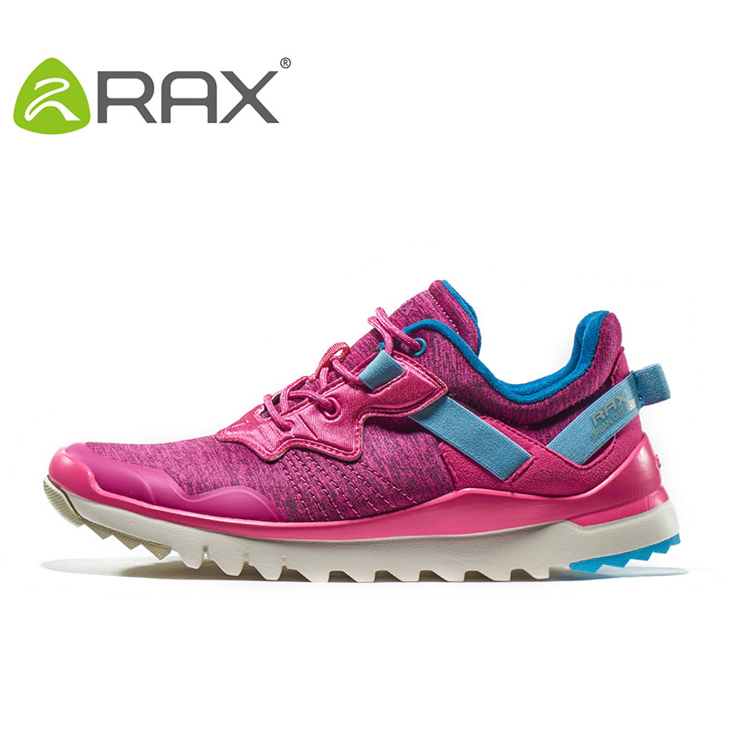 ФОТО RAX Men Women Running Shoes 2016 Outdoor Sports Sneakers Winter Women Breathable Athletic Shoes Running New Trainers Man Women