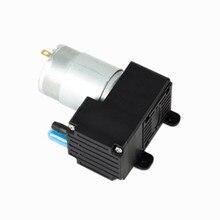 12V-24V DC motor inkjet printer vacuum pump pumping capacity 8L/min