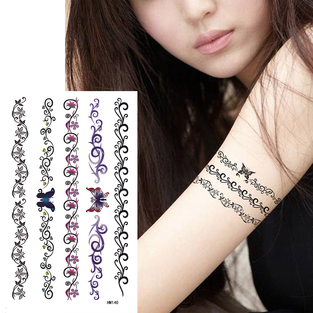 Temporary tattoo - beauty without harm to health 4