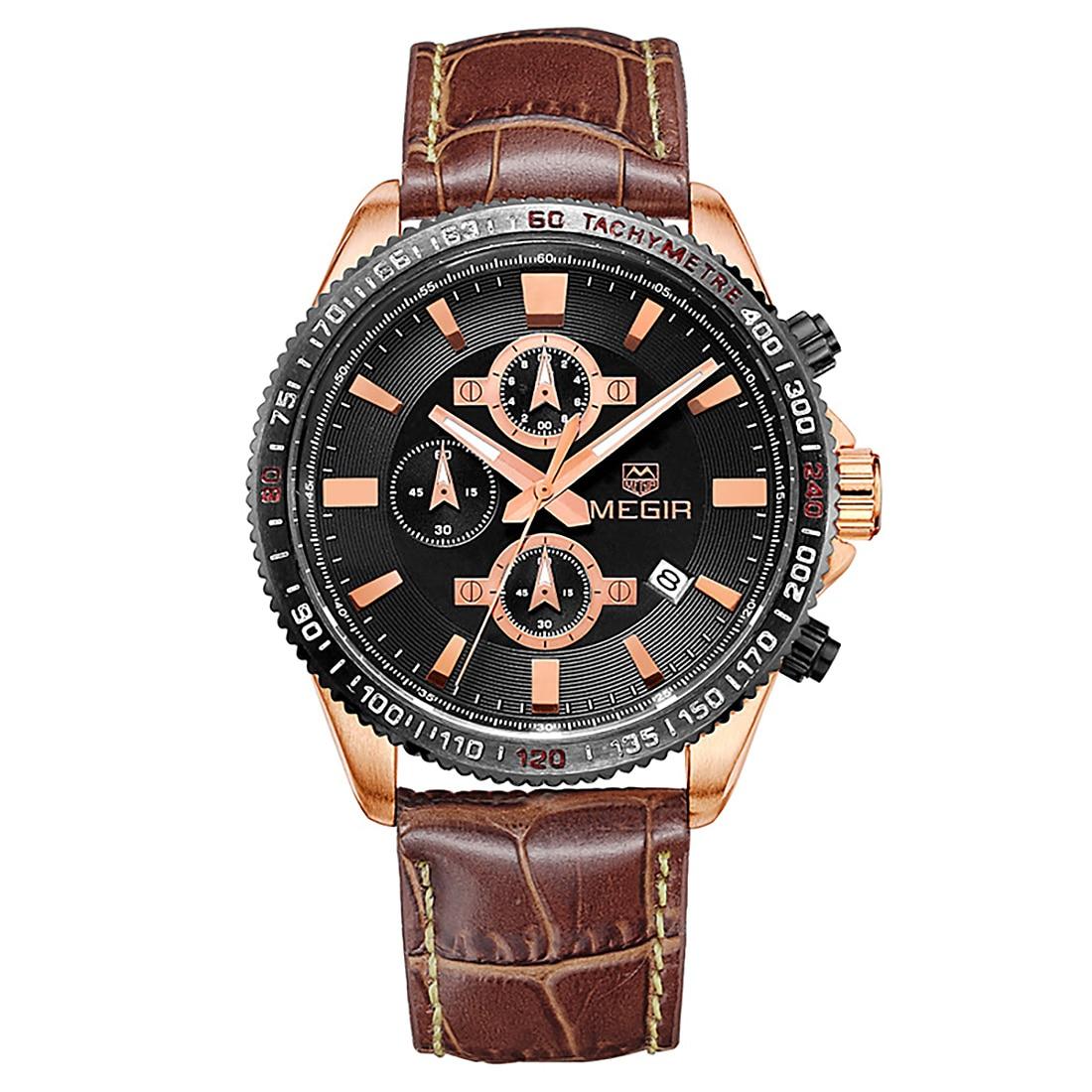 Men Luxury Genuine Leather Quartz Business Formal Wristwatch Large Man Sport Watches Relogios Masculinos Hot Sale Dropship Saat luxury brand bobo bird men watches wooden quartz wristwatch genuine leather strap relogios masculinos b m14