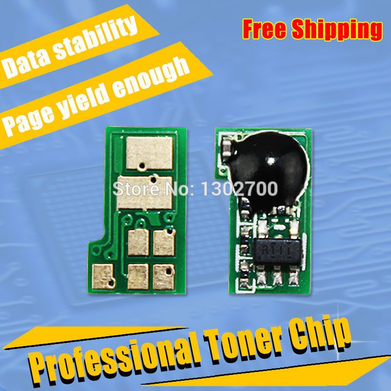 508X Toner reset chip For HP Color LaserJet Enterprise M552dn M553n M553x M553dn printer cartridge CF360X CF361X CF362X CF363X