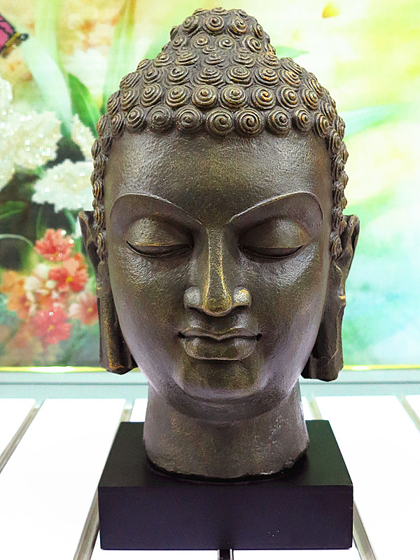 thailand buddha head business gifts furnishings evil