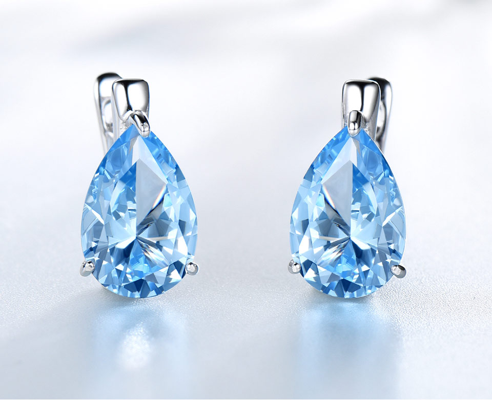 UMCHO-Sky-blue-topaz-925-stertling-silver-clip-earrings-for-women-EUJ086B-1-PC_03