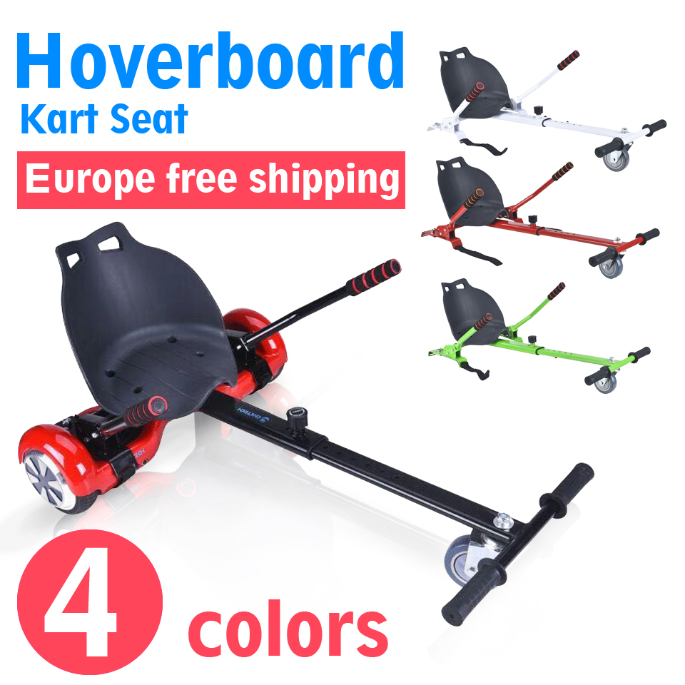 Hoverboard Kart Self Balance Scooters Hoverkart Patin Karting Hover Kart Patinete Electrico Overboard Trotinette Oxboard 4 color hoverboards self balance electric hoverboard unicycle overboard gyroscooter oxboard skateboard two wheels hoverboard