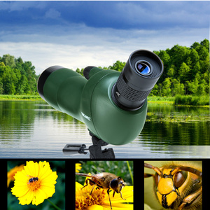 Zoom Monocular 20-60x60 Bird Watching Waterproof Spotting Scope Birdwatch Hunting Telescope W/ Tripod Camera Photography Adapter