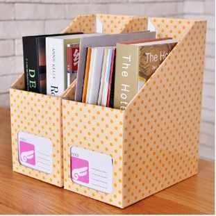 Бесплатная доставка Настольная коробка для хранения канцтоваров книги бумага для хранения различных цветов и дизайна 31*24,5*14,5 см