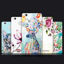 Silicon Case For Xiaomi Redmi 3 Pro/Xiaomi Redmi 3S Mobile Phone High Quality Protector Back Cover Case
