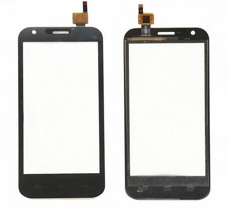 New 5.0 Black Touch Panel For Prestigio MultiPhone PAP 5501 DUO PAP5501 Touchscreen Sensor Touch Screen Digitizer Front Glass